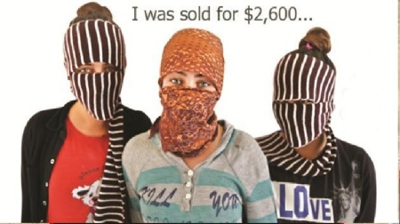 Girls sold for 2600 dollars by ISIL