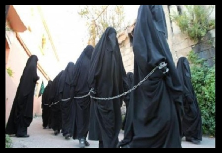 ISIL - women slave trade - sold