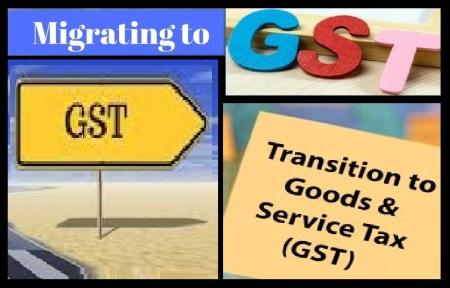 GST - transition