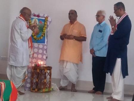 Bhagawata seminar - Mohana, Balamukund, Koti, TVR